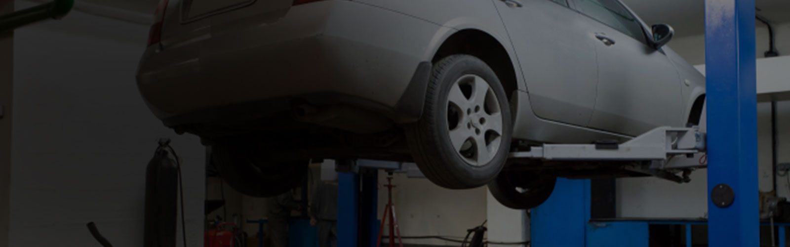 We offer a broad range of services to get your car back on the road!